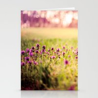 In The Meadow Stationery Cards