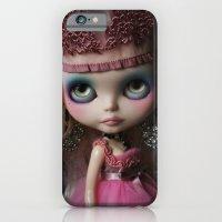 Pink Custom Blythe Darling Diva Art Doll iPhone 6 Slim Case