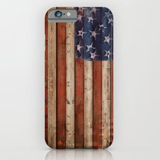 Stars and Stripes, America iPhone 6s Slim Case