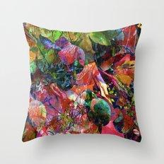 Artificiality Throw Pillow