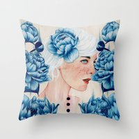 One With Me II Throw Pillow