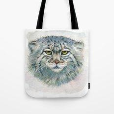 Pallas's cat 862 Tote Bag