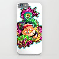 iPhone & iPod Case featuring SnakeEyes by Artless Arts