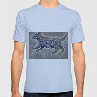 201108 _DOG _1 _20110825 _2 _DOG _GIMP Mens Fitted Tee Athletic Blue SMALL