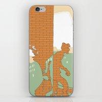 The Wall iPhone & iPod Skin