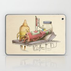 Emergency Transfusion  Laptop & iPad Skin