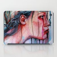 The Redemption Of Agnes … iPad Case