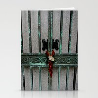 While You're Waiting Stationery Cards