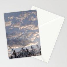 Fall Sky Stationery Cards