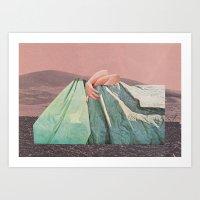 SITE Art Print