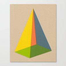 Pyramid Canvas Print