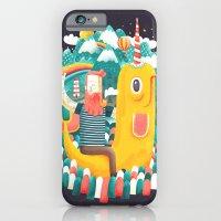 unicorn iPhone & iPod Cases featuring Unicorn by Seaside Spirit