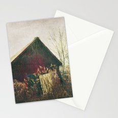 Red Barn Stationery Cards