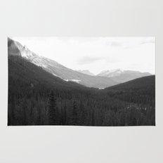 Lets Get Lost, The Valley of Ten Peaks Rug