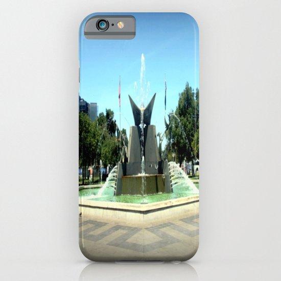 Victoria Square Fountain - Adelaide iPhone & iPod Case