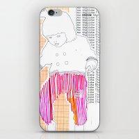 Das Tägliche Üben Ist … iPhone & iPod Skin