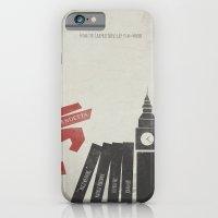 V for Vendetta, Alternative Movie Poster iPhone 6 Slim Case