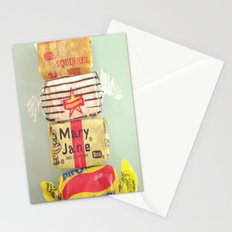 Old School Sweets Stationery Cards