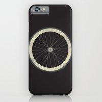 Stay True - Fixie Bike Wheel iPhone 6 Slim Case