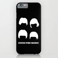 iPhone & iPod Case featuring Guess the band! by cuadrado