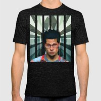 The Wonders of Edward's imagination Mens Fitted Tee Tri-Black SMALL
