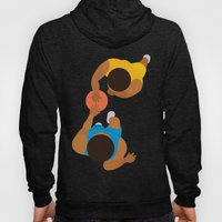 Basketball / Geometrical… Hoody