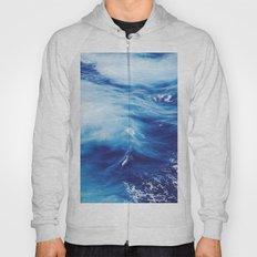 Deep Blue Ocean Hoody