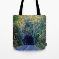 Dream tunnel  Tote Bag