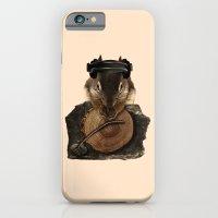 Squirrel DJ iPhone 6 Slim Case
