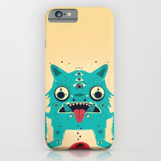 Creature n0#33 iPhone & iPod Case