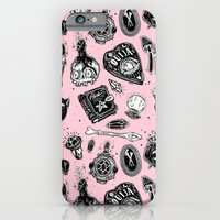 iPhone Cases featuring Witchy  by lOll3