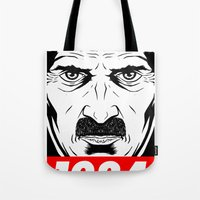 OBEY 1984 Tote Bag