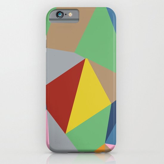 Abstraction iPhone & iPod Case