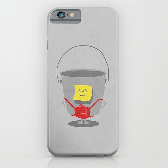 death to bullies iPhone & iPod Case