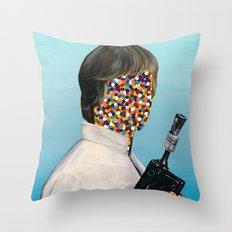 Rebel Scum - Luke Throw Pillow