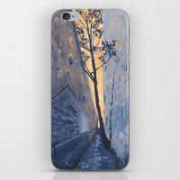 Hidden Alley iPhone & iPod Skin