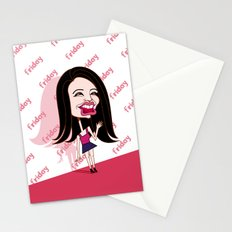 Rebecca Black Hits the Red Carpet Stationery Cards
