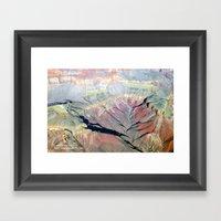 Unseen by Most Framed Art Print