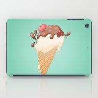 Summer Icecream iPad Case