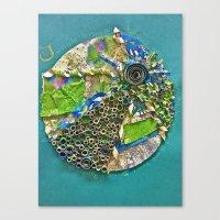 Canvas Print featuring Jungle by Phil Janasz