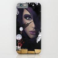 CLOCKWORK :: TIC TAC iPhone 6 Slim Case