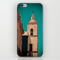 Cuban Faith iPhone & iPod Skin