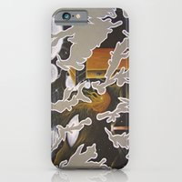 iPhone & iPod Case featuring Time by Brandon Hein