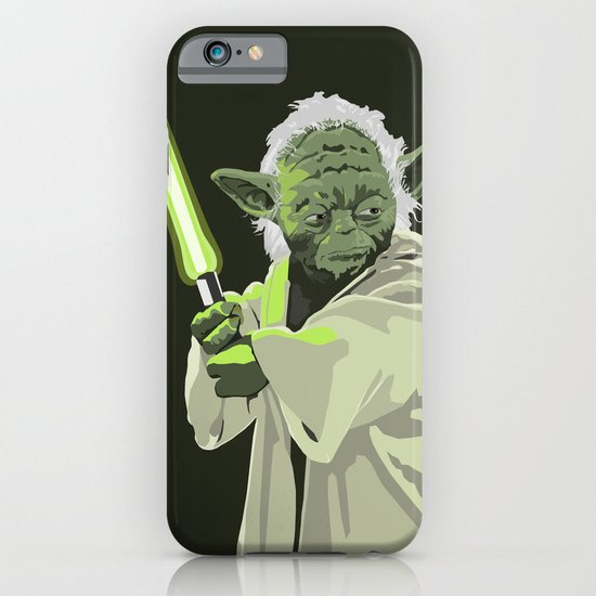 Yoda of Star Wars iPhone & iPod Case