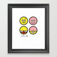Andy Awesome® Series 2 … Framed Art Print