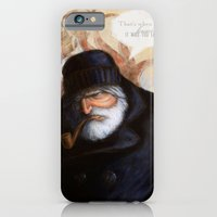 iPhone & iPod Case featuring No Grave But The Sea by Jacob Giordano