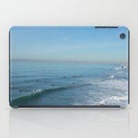 Waves On Sunday iPad Case