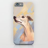 Whippet face iPhone 6 Slim Case