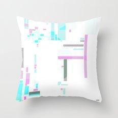Summers Throw Pillow