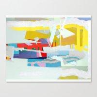 Untitled 20140203b Canvas Print